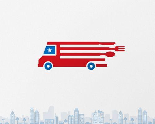U.S. Food Trucks Logo