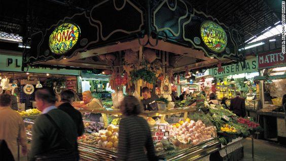 10 of the world's best fresh markets