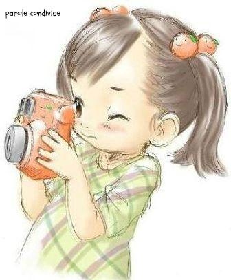 Le istantanee più belle sono quelle che scattano i miei occhi e che archivio nella memoria del mio cuore. R. Rigoni