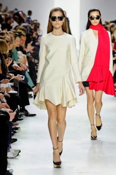 Dior @ Paris Fashion Week winter 2014-15 - video