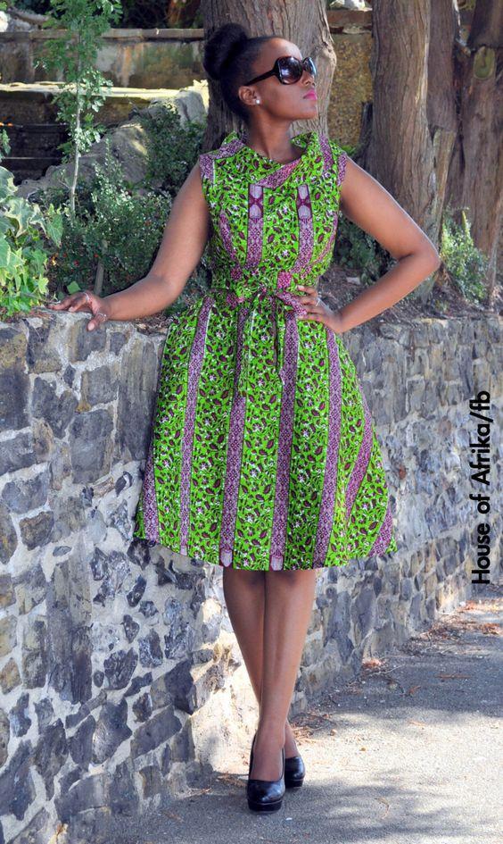 #AfricanPrint ~African fashion, Ankara, kitenge, African women dresses, African prints, African men's fashion, Nigerian style, Ghanaian fashion ~DKK: