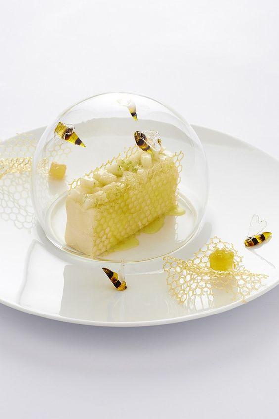 Un dessert luxueux cuisine gastronomique recette plus for Cuisine gastronomique