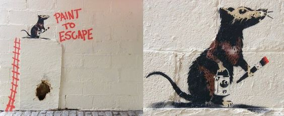 Jamie Paul Scanlon: Street Art