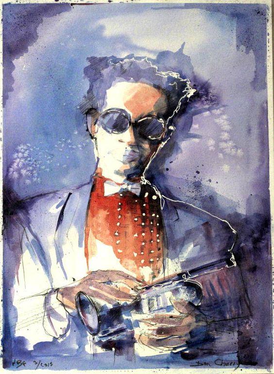 Don Cherry - jazz