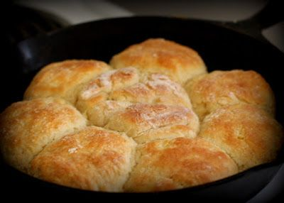 Mountain Top Spice: Iron Skillet Biscuits