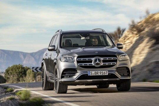 New Mercedes Gls 2019 Prices Of Luxurious Suv Mercedes Benz Suv Benz Suv Mercedes Suv