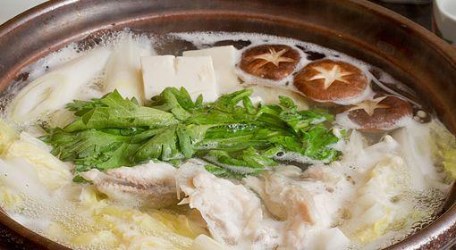 味ふく 加嶋剛二の「ふぐちり」 | 九州の味とともに 冬 | 霧島酒造株式会社