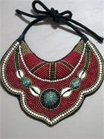 Necklaces at Tribal Muse