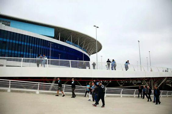 Arena do Grêmio, 18.5.2014. Foto Lucas Uebel