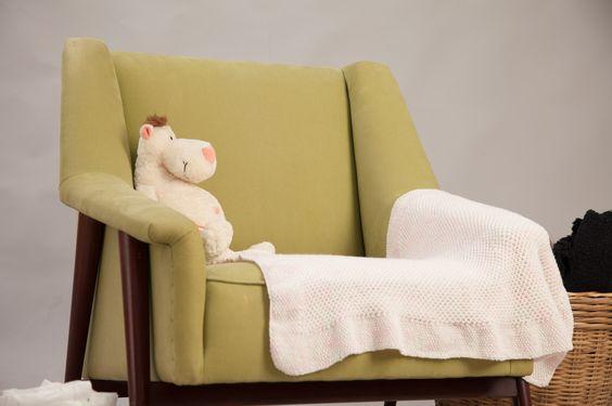 Merinoland Blanket/Manta de bebé Merinoland