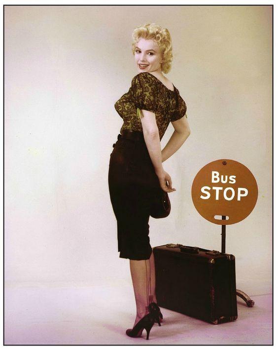 film 1956 - Bus Stop - Page 3 - Divine Marilyn Monroe