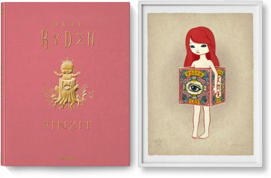 Mark Ryden. Pinxit.  Art Edition (Limited Edition)