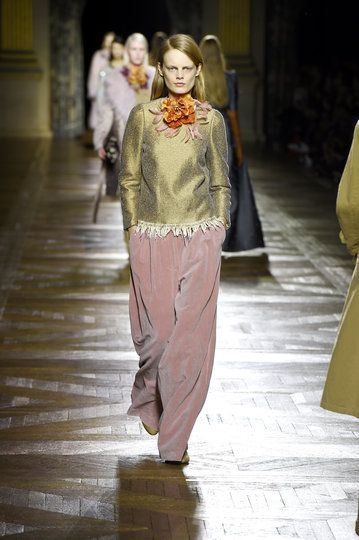 Dries van Noten Fall 2015