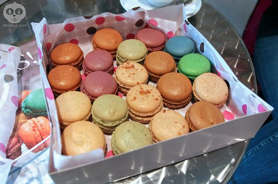 Macarons from Le Macaron in Winter Park, FL | Beautiful ...