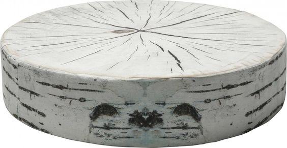 KARE Design - Sale -Bodenkissen Tree Ring Ø 55cm - versandkostenfrei jetzt bei KARE.de bestellen