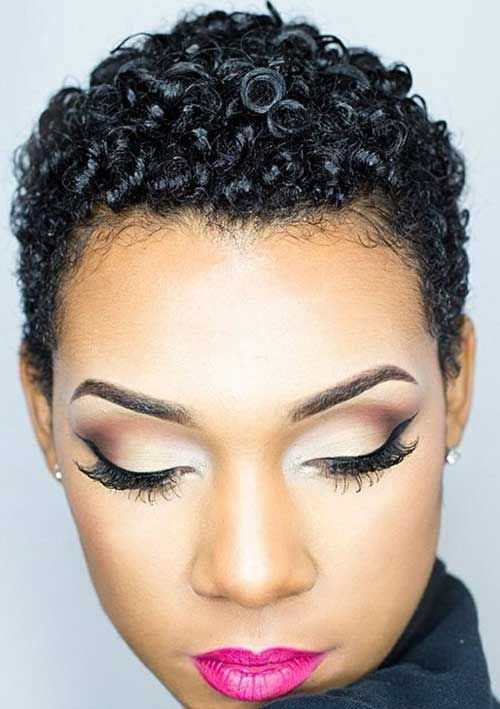 Excellent Black Women And Hair On Pinterest Hairstyle Inspiration Daily Dogsangcom