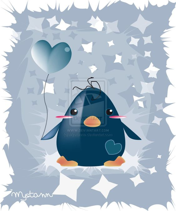The World's Penguin's - VECTOR by Eisenrose.deviantart.com on @deviantART