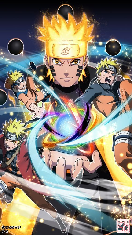 Wallpapers Fondos De Pantalla Naruto Shippuden Anime 4k Para