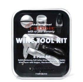 Win a Rabbit Corkscrew Tool Kit