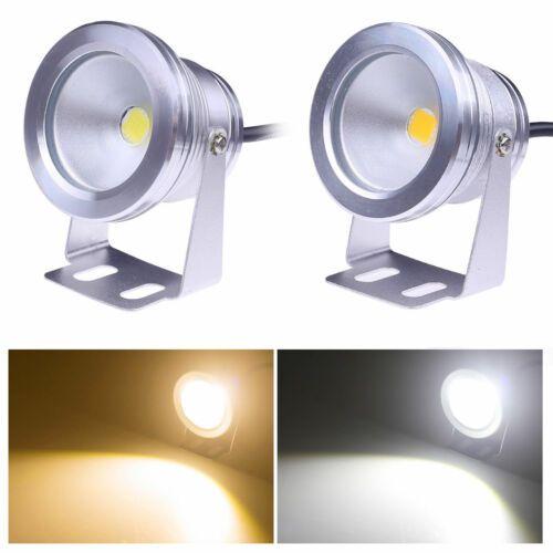10w 12v Rgb Led Exterieur Lampe Spot Projecteur Luminaire Etanche Impermeable Outdoor Lighting Lamp Lighting