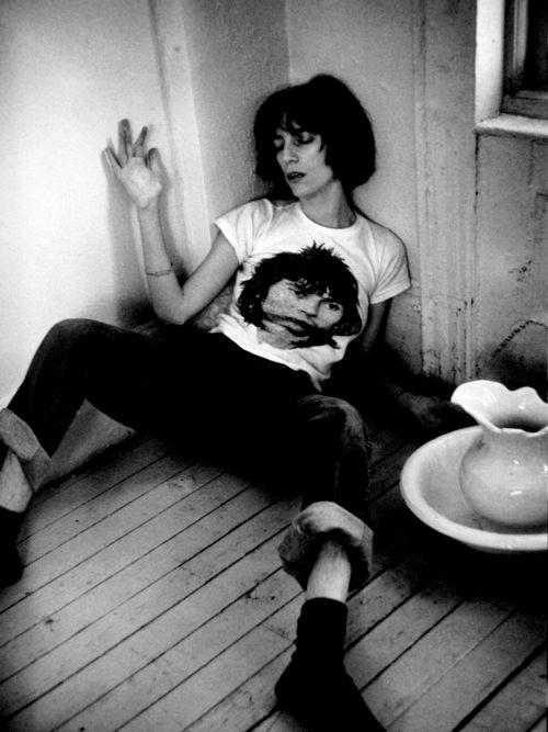 Patti Smith. S)