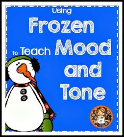Coffee Cups and Lesson Plans: Mood and Tone using Frozen videos