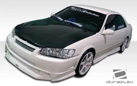 $385.67 Toyota Camry Extreme Dimensions Duraflex Fiberglass Xtreme Body Kit - 4 Piece -111020