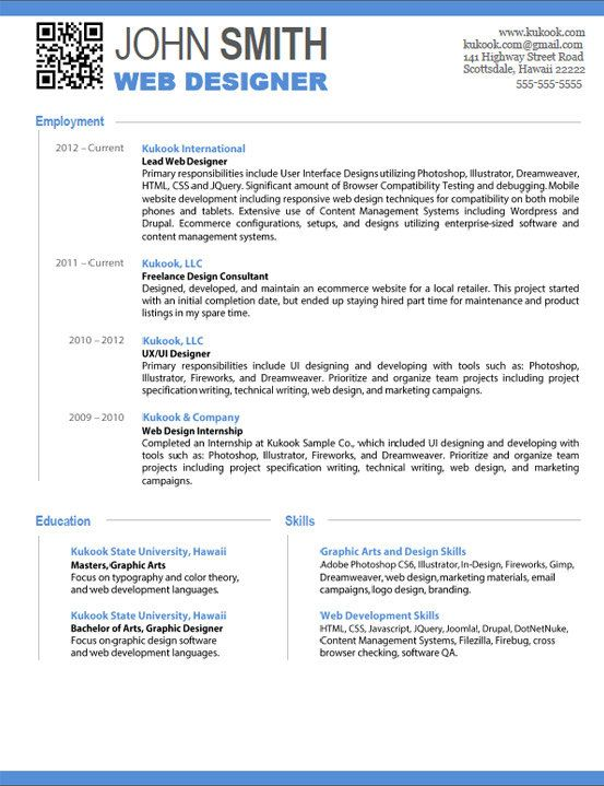 Kyle Blandford Resume! Resume Pinterest Resume - writing a technical resume