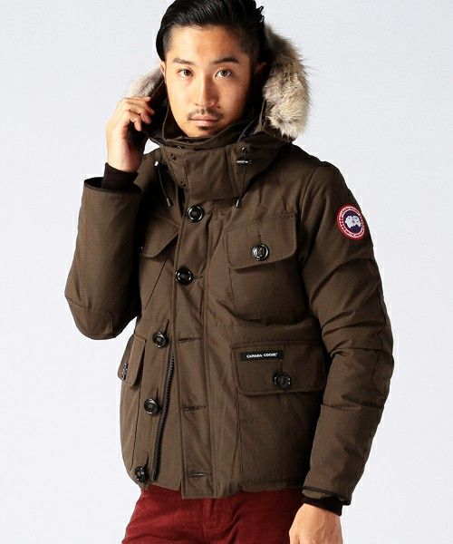 Canada Goose hats outlet authentic - Canada Goose Russell Parka | Outerwear | Pinterest | Canada Goose ...