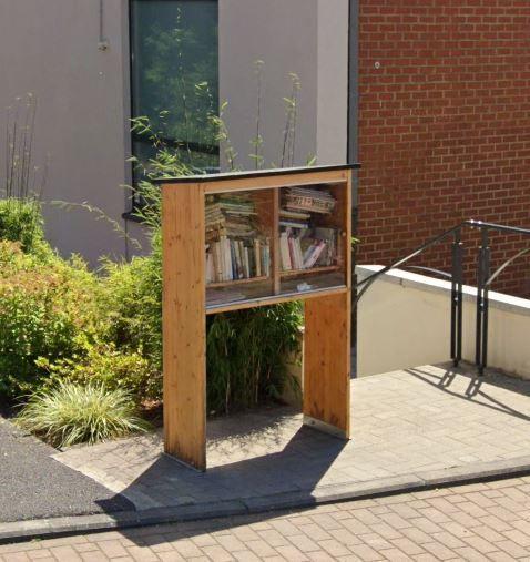 Boite à livres Montigny-le-Tilleul 3 Landelies