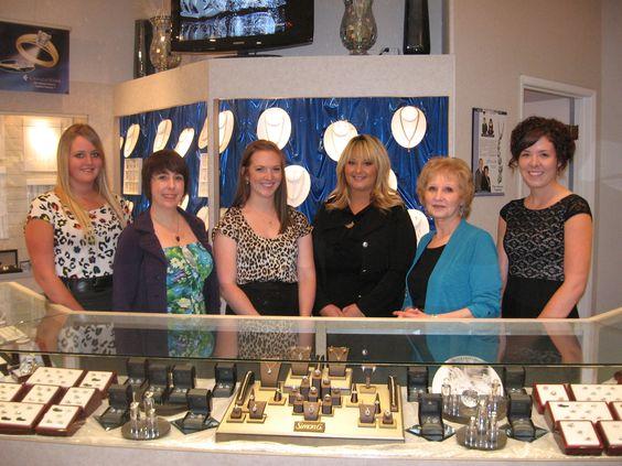 McCallum Jewellers Staff