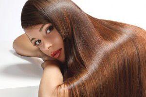 Rizinusöl für schöne Haare