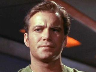 as Captain James T. Kirk