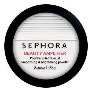 Beauty Amplifier - Poudre lissante éclat - Sephora 13.95€  http://www.sephora.fr/Maquillage/Teint/Poudres/Beauty-Amplifier-Poudre-lissante-eclat/P2079054