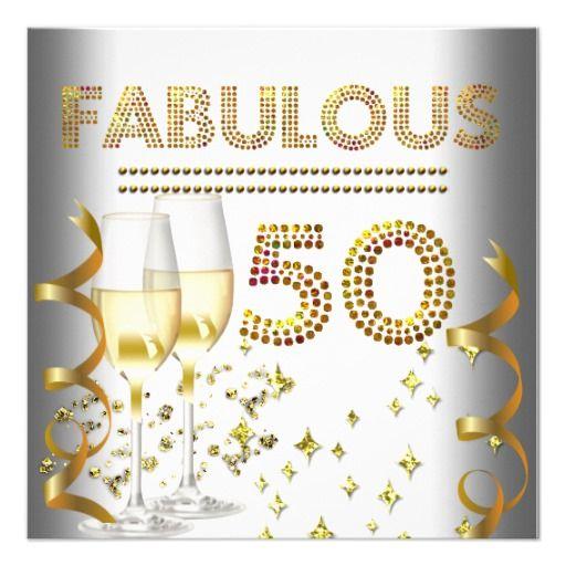 50 And Fabulous Meme: 50 And Fabulous Invitation Template