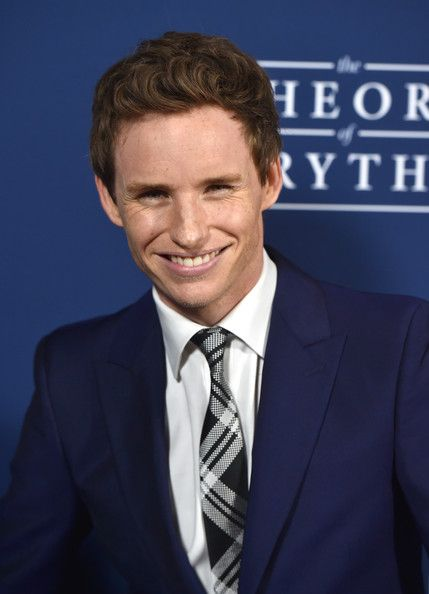 Eddie Redmayne Photos: 'The Theory of Everything' Premiere — Part 2
