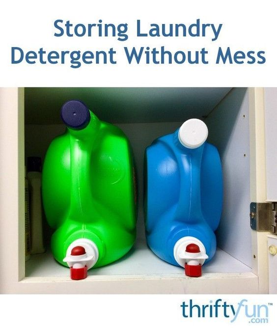 Stop The Drip Of Laundry Detergent Liquid Laundry Soap Laundry