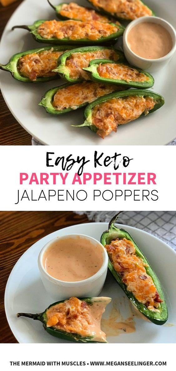 Keto Jalapeno Poppers Savory Fat Bombs Recipe