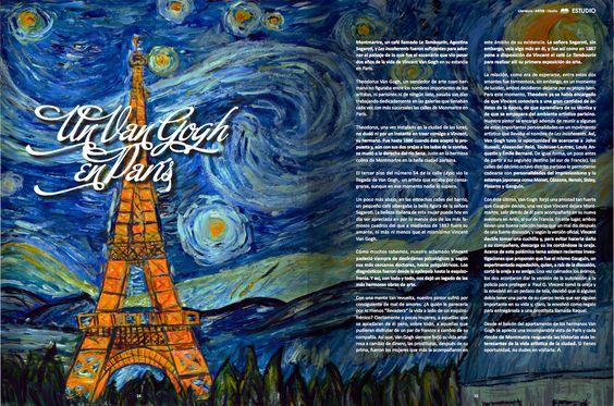 Un Van Gogh en París