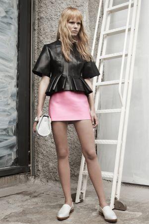Chic Pink: Alexander Wang  Resort 2014 #pink #chic #cor #verão #resort