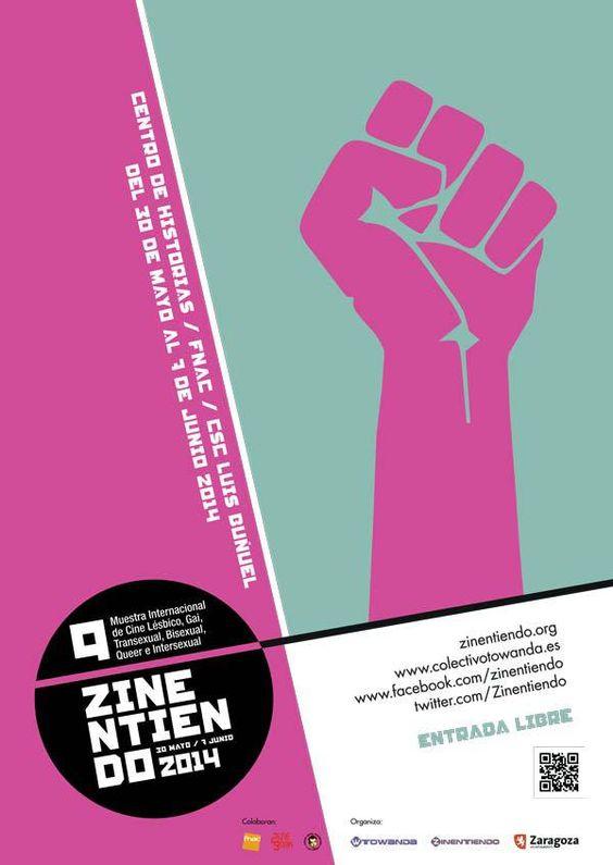 Cartel Zinentiendo 2014 edicion IX: