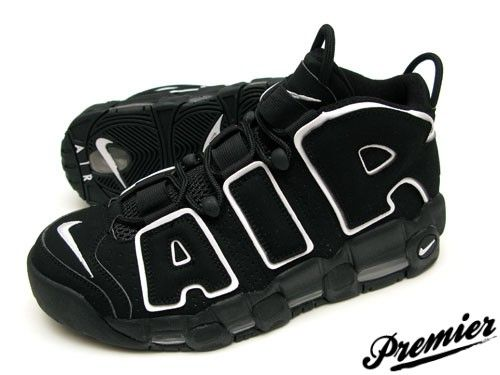 New retro Nike basketball release now in. The Air More Uptempo is a well known shoe worn by Scottie Pippen during their dominate championship dynasty.
