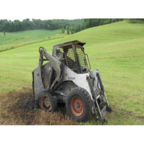 bobcat skid steer wiring diagram alt bobcat diy wiring diagrams description used 1999 bobcat 873 skid steer loader parts eq 26269 call 877