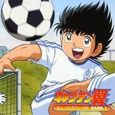 Captain tsubasa fell in love with football after watching this !!