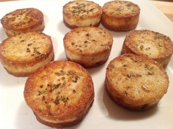 tofu scallops