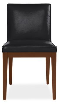 Ansel dining chair. Black.