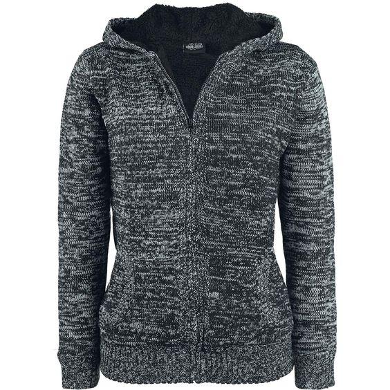 Sudadera de invierno con capucha y cremallera para chicas - Chaqueta con capucha Mujer por Urban Classics - Número Artículo: 258453 - desde ...