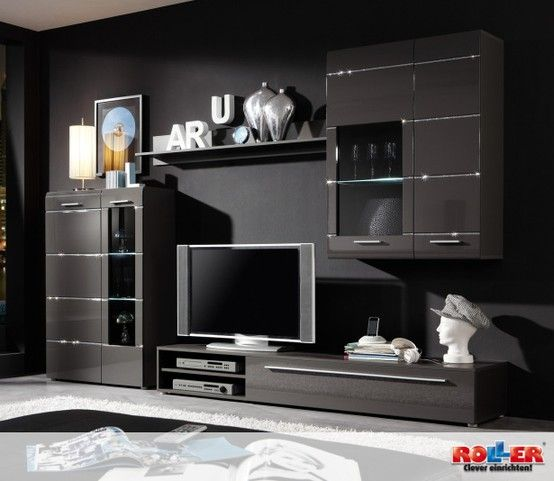 wohnwand roller qualit t interessante ideen. Black Bedroom Furniture Sets. Home Design Ideas