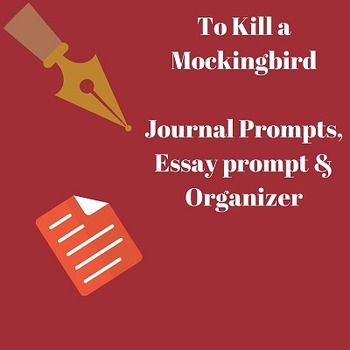 to kill a mockingbird essay prompt