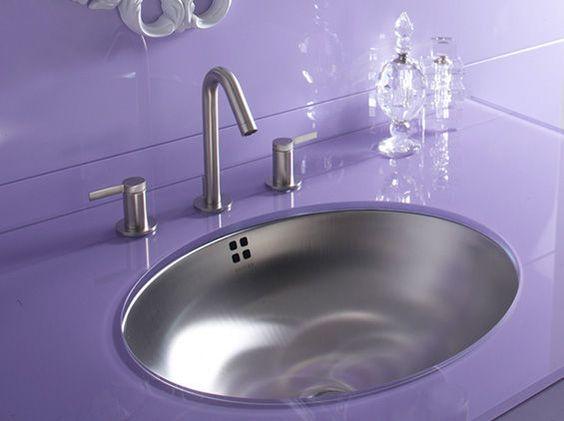 Stainless Steel Garage Sink : stainless bathroom sink. Garage apartment Pinterest Bathroom ...